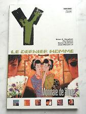 """RARE Y LE DERNIER HOMME T8 """"MONNAIE DE SINGE"""" - VAUGHAN / GUERRA - PANINI 2009"""