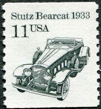 COIL - STUTZ BEARCAT OF 1933 - U.S. 11c Scott #2131 EXCELLENT, MNH-OG 1985 (62a)