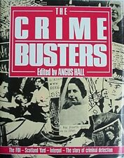 STORY OF CRIMINAL DETECTION (FBI, SCOTLAND YARD, INTERPOL) 1989 (CRIME BUSTERS