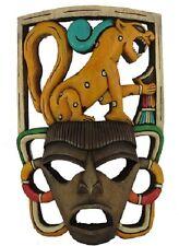 Mayan Mask - Jaguar Warrior 1