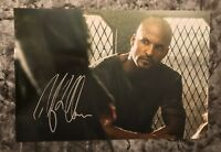 GFA American Gods * RICKY WHITTLE * Signed 10x15 Photo Poster MH1 COA
