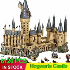 Harry potter Hogwarts Castle Magic School 6042pcs compatible building bricks