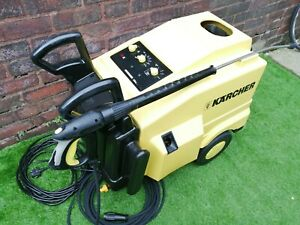 Karcher HDS 550c 240 Volt Industrial/Commercial Pressure Washer/Steam Cleaner.