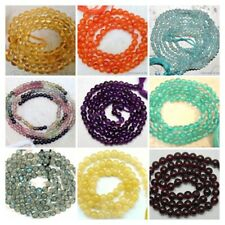 """Sale! Natural Round Gemstone Beads Spacer Loose Strand 14""""- 2mm 3mm 4mm 5mm 6mm"""