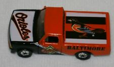 1998 Baltimore Orioles Ford F-150 Pick Up Truck Metal Die cast scale 1:64