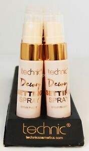 New Technic DEWY Setting Face Spray Long Lasting Fixing Make-Up Fixer Mist