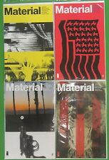 Material #1 2 3 4  Run Lot 4 Complete Ales Kot - Image Comics