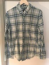Abercrombie and Fitch Botones Camisa