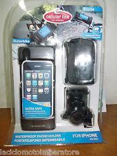 PORTA SMARTPHONE IMPERMEABILE MOTO E BICI PER IPHONE 3G / 3GS