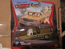 DISNEY PIXAR CARS 2 Mel Dorado