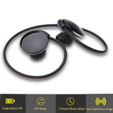 Wireless Bluetooth Headset SPORT Stereo Headphone Earbud for iPhone Samsung LG