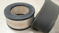 New Air Compressor Filter with Prefilter (Keltec, Solberg, LeRoi, CompAir...)