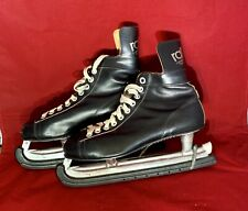 Vintage Rally Canadian Flyers Ice Hockey Skates Men's Size 11