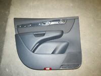 Original VW Sharan 7N Seitenverkleidung / Türpappe Fahrertür A30876 7n1867011