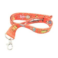 Dr Seuss Cat in the Hat Red Lanyard