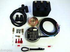 ULTIMA® Single Fire Programmable Ignition Kit for '83 & up Harley EVO/Blockhead