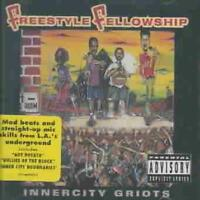 FREESTYLE FELLOWSHIP - INNER CITY GRIOTS NEW CD