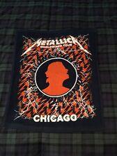 Metallica 6-18-17 Rally Towel Soldier field