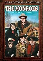 The Monroes: The Complete Series [New DVD] Full Frame