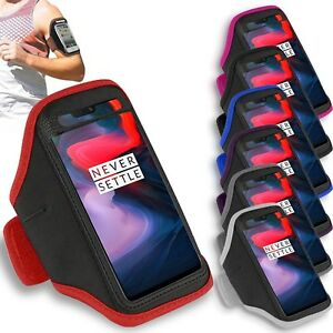 Premium Sport Armband For OnePlus 6 Workout Running Jogging Exercise Case Holder