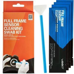 VSGO Full Frame (CCD/CMOS) Digital Camera Sensor Cleaning Swab (10 X 24mm Swab)