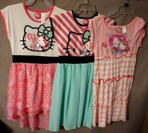 HELLO KITTY Dresses Assorted Sizes & Design & Styles Super Cute Brand New w/Tags