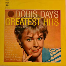 "DORIS DAY - GREATEST HITS 12"" LP (T882)"