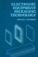 Electronic Equipment Packaging Technology by Gerald L. Ginsberg (1992,...