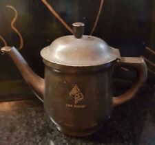 "Vintage WMF Silver Plated Teapot/Hot water Pot  0.30L marked ""Four Seasons"""