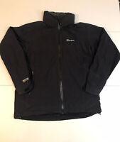 Mens Berghaus Goretex Performance Shell Black Jacket Coat Size Xxl