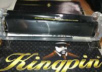 Cigar Roller Blunt Rolling Machine Super-Fast Kingpin Premium 120mm Perfect Lon