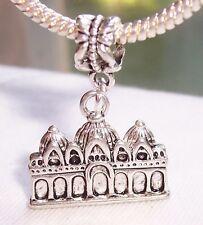 St. Mark's Basilica Venice Italy Church Dangle Bead for European Charm Bracelet