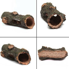 Tree Aquarium Artificial Ornament Root Drift Wood HIDE LOG -decoration fis ORM