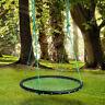 """40"""" Wide Tree Net Swing Outdoor Spider Web Swing Children's Net Swing Detachable"""