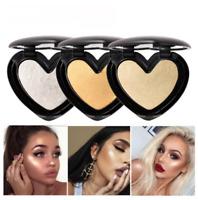 Face Powder Contour Make Up Bronzer Illuminating Highlighter Palette Cosmetics