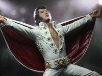 "Pre Order: Elvis Presley (Live in '72) 7"" Inch Collectible Figure Statue"