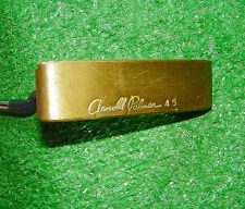 "Arnold Palmer 45 Putter 35"" Inches All Original Vintage"