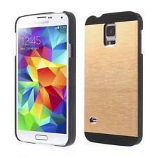 Étuis, housses et coques Samsung Galaxy S5 en métal pour téléphone mobile et assistant personnel (PDA)