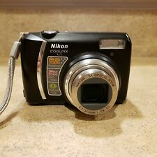 Nikon COOLPIX L1 6.2MP Digital Camera - Black Compact - Tested Works Great