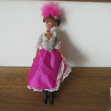 TRES BELLE BARBIE COLLECTION FRENCH CANCAN ( LIRE ANNONCE )