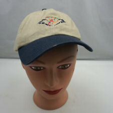 Lowry Park Zoo Hat Kids Beige Stitched Snapback Baseball Cap Pre-Owned ST225