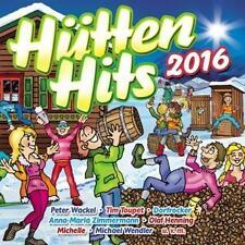 HÜTTEN HITS  2016  (2015)  2 CD's  OVP