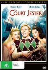 BRAND NEW The Court Jester (DVD, 2020) R4 Movie Danny Kaye 1957