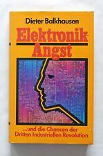 Buch Elektronik Angst ...und die Chancen der3. Industriellen Revolution-