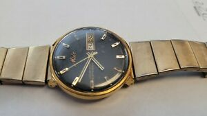Vintage Mido Ocean Star automatic wrist watch, not working