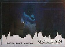 Gotham Season 2 Foil Parallel Base Card #70 ?She?s my friend. I need her.?