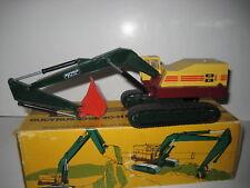 Bucyrus Erie 40 H excavatrice rouge Cuillère à chenilles #139.2 NZG 1:50 neuf dans sa boîte