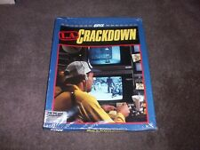 Vintage PC Game - L.A. CRACKDOWN - Epyx - IBM - RARE - NEW