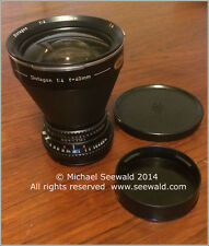 HASSELBLAD 40mm f4.0 Distagon C T* Carl Zeiss WIDE ANGLE FOR 500 TYPE BODIES