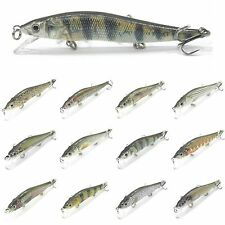 Lures bait hook 12cm/14g 1PCS Fishing Lure Floating Minnow trolling Topwater